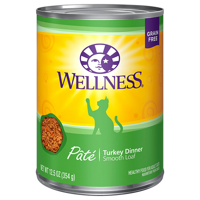 Wellness Cat Turkey Pate - 354 g | Pisces Pets
