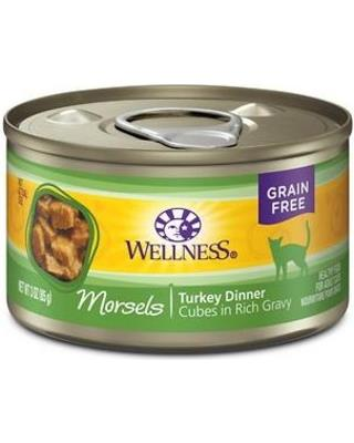 Wellness Cat Morsels Turkey Dinner 85 g | Pisces Pets