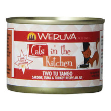 Cats in the Kitchen Two Tu Tango Sardine Tuna & Turkey 170 g | Pisces Pets