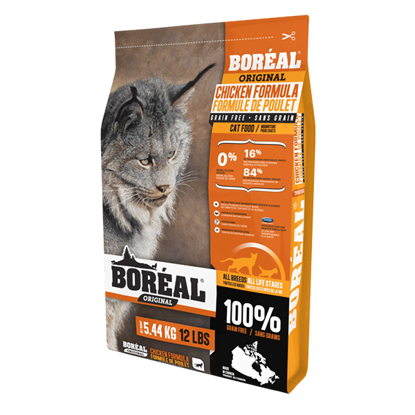 Boreal Cat food Chicken 2.26 Kg | Pisces Pets