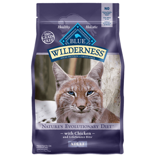 Blue Wilderness Adult Cat Chicken 2.72 Kg | Pisces Pets
