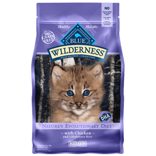 Blue Wilderness Kitten Chicken 2.27 Kg | Pisces Pets