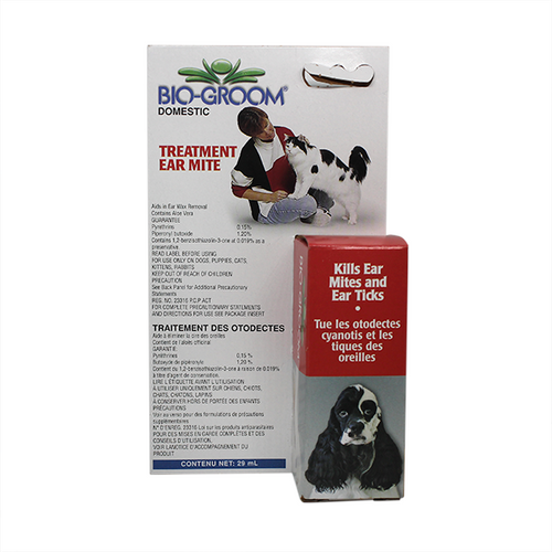 Bio-Groom Ear Mite Treatment | Pisces Pets