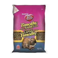 Martin Timothy Adult Rabbit Food - 2Kg | Pisces Pets