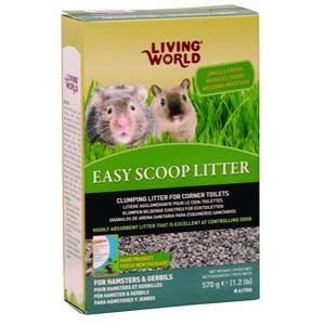 Living World Easy Scoop Litter | Pisces Pets