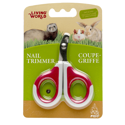 Living World Small Animal Nail Trimmer | Pisces Pets