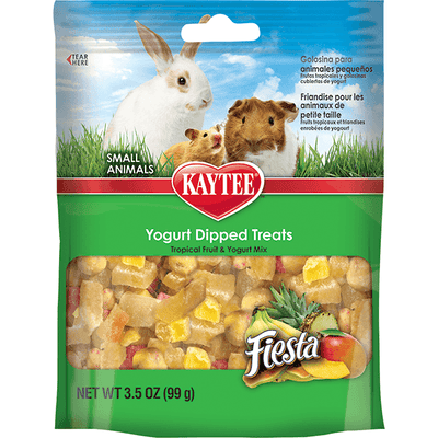 Kaytee Yogurt Dipped Tropical Fruit Mix | Pisces Pets