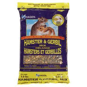 Hagen Hamster and Gerbil Staple VME Diet - 2.26 kg | Pisces Pets