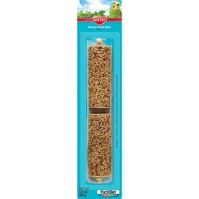Kaytee Honey Flavour Treat Stick - Parakeet | Pisces Pets