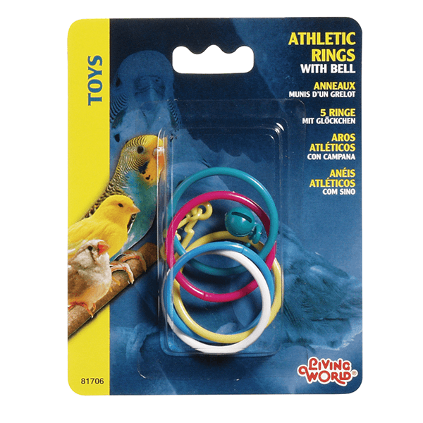 Living World Classic Athletic Rings | Pisces Pets
