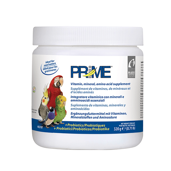 Prime Vitamin Supplement | Pisces Pets