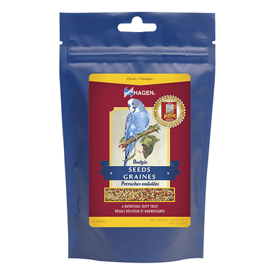 Hagen Budgie Seeds Treat | Pisces Pets