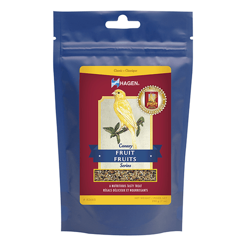 Hagen Canary Fruit Treat - 200 g | Pisces Pets