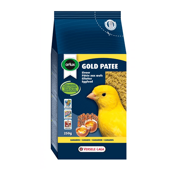 Orlux Gold Patee for Canaries