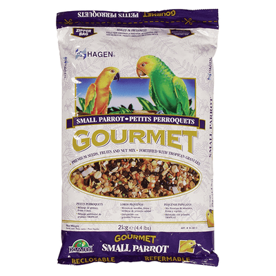 Hagen Gourmet Small Parrot Seed Mix - 2 kg | Pisces Pets