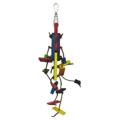 BEAKS! Pereseids Bird Toy Medium