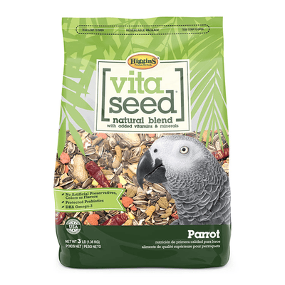 Higgins Vita Seed Parrot | Pisces Pets