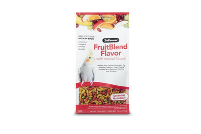 ZuPreem FruitBlend Medium Birds 397 g | Pisces Pets