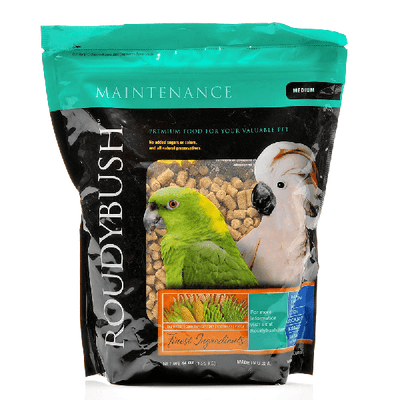 Roudybush Maintenance Medium 1.25 kg | Pisces Pets