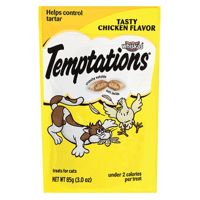 Temptations Tasty Chicken Treats - 85 g | Pisces Pets