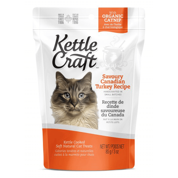 Kettle Craft Savoury Canadian Turkey | Pisces Pets