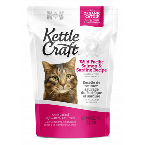 Kettle Craft Wild Pacific Salmon & Sardine | Pisces Pets