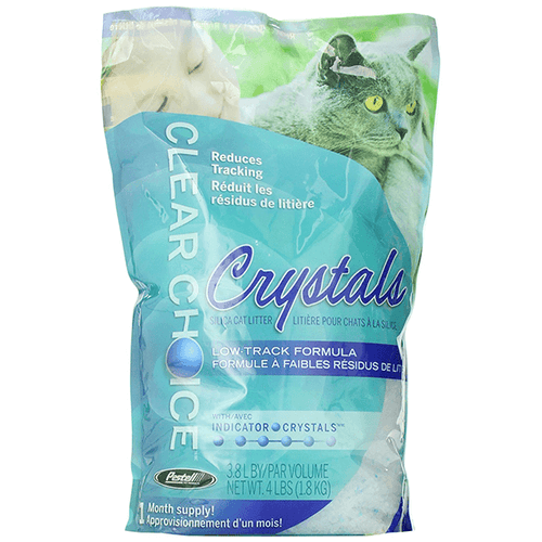 Clear Choice Crystals Cat Litter | Pisces Pets