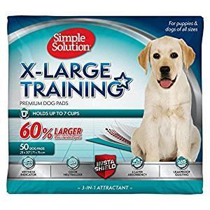 Simple Solutions X-Large Training Pads | Pisces Pets