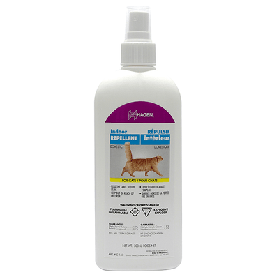 Hagen Non-Aerosol Indoor Cat Repellent | Pisces Pets
