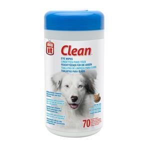 Dogit Clean Eye Wipes | Pisces Pets