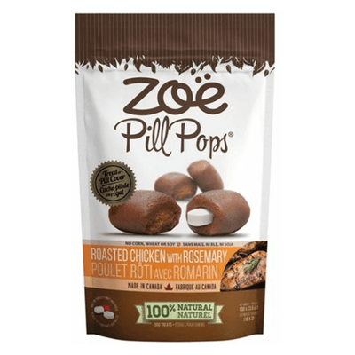 Zoe Pill Pops Roasted Chicken with Rosemary Flavour | Pisces Pets
