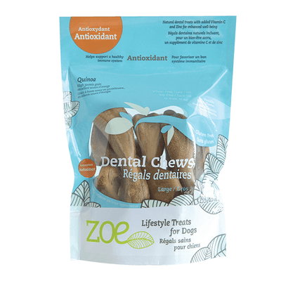Zoe Lifestyle Antioxidant Dental Chews - Large | Pisces Pets