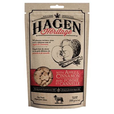 Hagen Heritage Apple & Cinnamon Treats | Pisces Pets