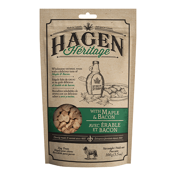 Hagen Heritage Maple & Bacon Treats | Pisces Pets