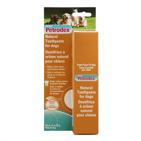 Sentry Petrodex Natural Toothpaste | Pisces Pets