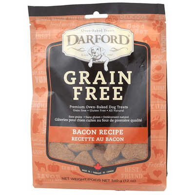 Darford Grain Free Bacon - 340 g | Pisces Pets