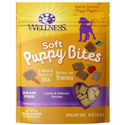 Wellness Soft Puppy Bites Lamb & Salmon