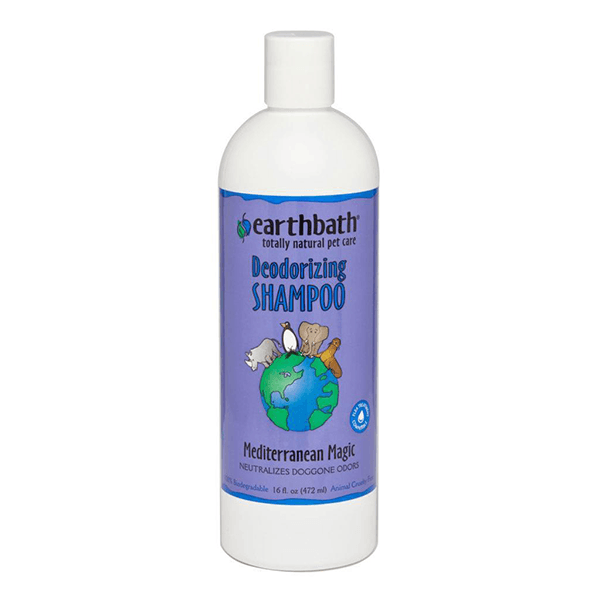 Earthbath Deodorizing Shampoo | Pisces Pets
