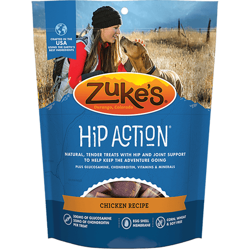 Zuke's Hip Action Chicken Recipe | Pisces Pets