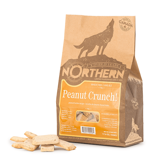 Northern Biscuit Peanut Crunch | Pisces Pets