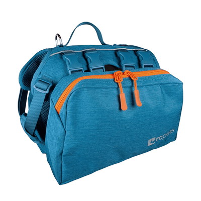 RC Pets Teal Quest Day Pack - Available in 3 Sizes | Pisces Pets