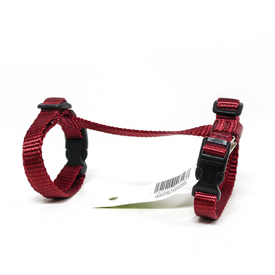 Paw Tracks Pets Cat Harness - Burgundy