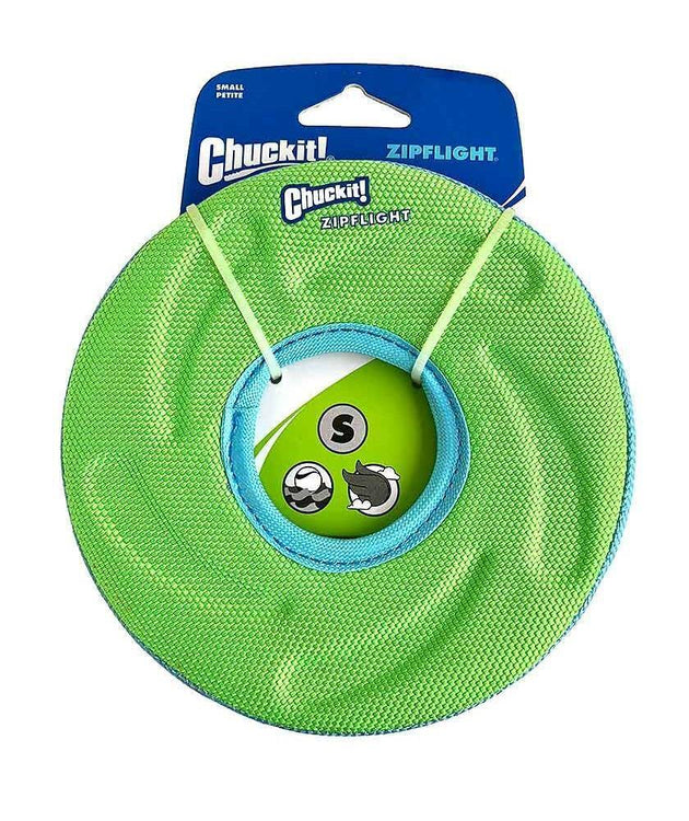 CHUCKIT! Zip Flight - Small | Pisces Pets