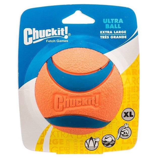 CHUCKIT! Ultra Ball - X-Large | Pisces Pets