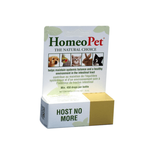 HomeoPet Multi Species Host No More | Pisces Pets