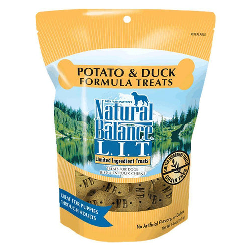 Natural Balance Duck & Potato- 14oz
