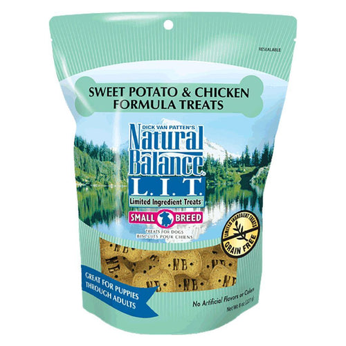 Natural Balance Small Breed Chicken & Sweet Potato- 8oz