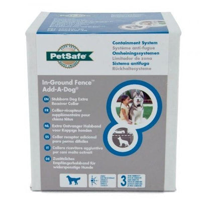 Pet Safe In-Ground Fence Add-A-Dog Stubborn Dog | Pisces Pets