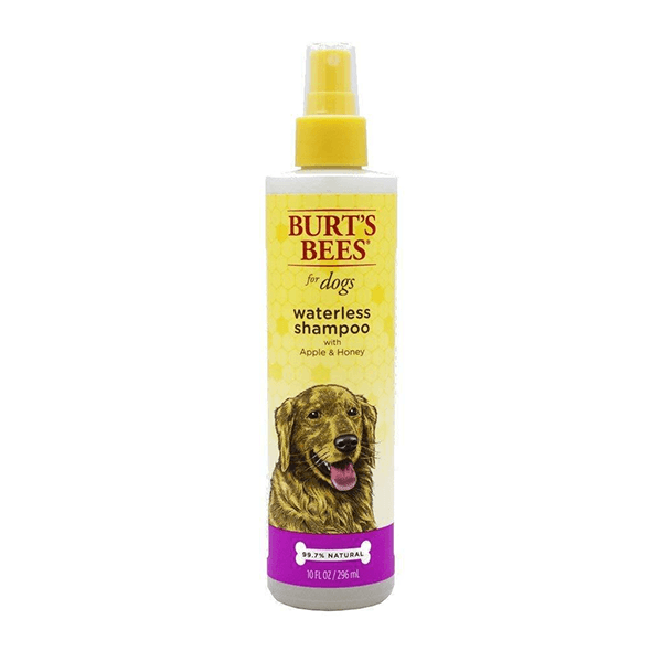 Burt's Bees Waterless Shampoo with Apple & Honey - 296mL | Pisces Pets