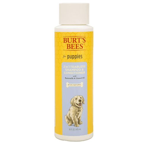 Burt's Bees Tearless Shampoo Puppies | Pisces Pets